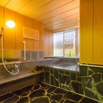 貸切風呂: 大殿の湯