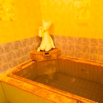 大浴場: おとぎ話の湯(水風呂)
