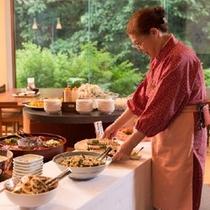 富山のおいしい朝ごはんを召し上がれ