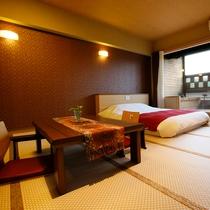 本館3階露天風呂付客室【霧島・和室】