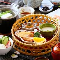 【朝食:和御膳】(写真はイメージ)