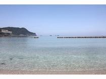 切浜ビーチ