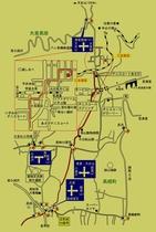 『ペンション 乙女座宮』へのアクセス情報