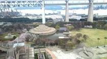 瀬戸大橋タワーからの眺め