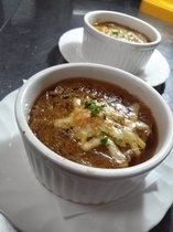 夕食 スープ