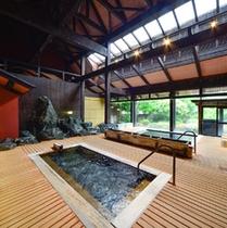大浴場草の湯