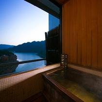 ■広め和室14畳 内風呂■
