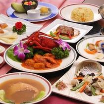 創作中国料理コース