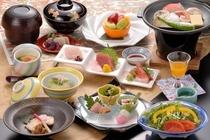 和食料理の一例