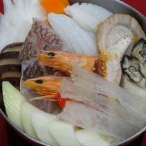 中国料理「海鮮鍋」