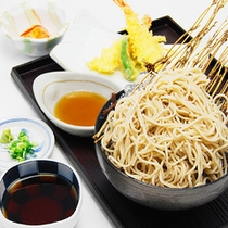 【天ぷらと選べるランチ】