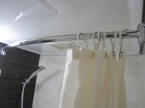 シャワーカーテン(リフォーム後)