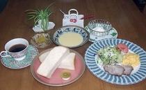 朝食(洋)例