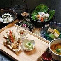 ◆夕食イメージ※内容は季節により異なります