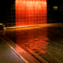 朱嶺の湯 浴室