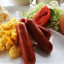 朝食バイキング2