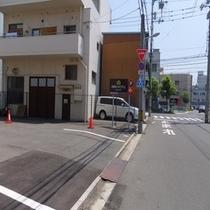第2駐車場①