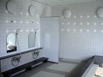大浴場(シャワー)