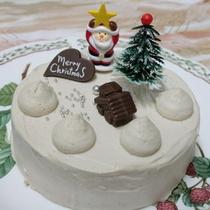 09年のクリスマスケーキ