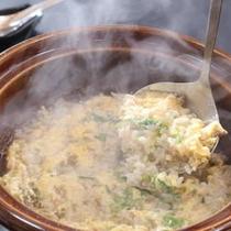 岩本屋名物特製かに味噌雑炊♪