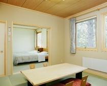 101露天風呂付客室