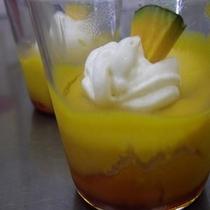 まったり美味しいかぼちゃプリン