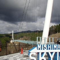 日本一の富士山と、相模湾を一望!歩行者専用日本一の大吊橋 三島スカイウォーク開通