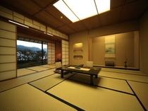露天風呂付特別室「松琴亭」