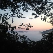 竹田城雲海