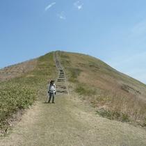 氷ノ山登山道