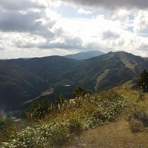 絶景秋の鉢伏山