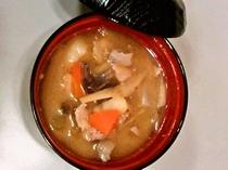 冬季は野菜たっぷり「豚汁」であたたまる!