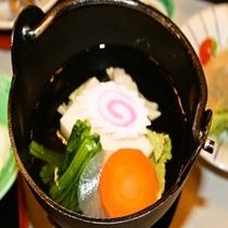 お正月の「お雑煮」