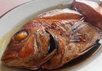 お魚の煮物(河丁定食)