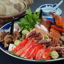 【プラン】カニ鍋