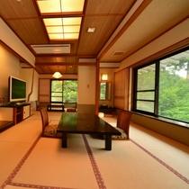 10畳+掘りごたつの間 「通常客室」
