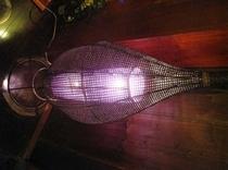 紫のライト