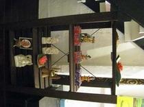 お部屋の棚雑貨