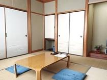 客室一例(8畳)
