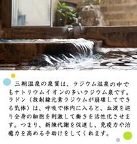 ラジウム温泉について