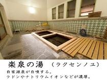 楽泉の湯(2014/10)
