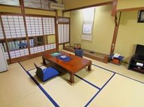 明治の和室(客室一例) 【桜】