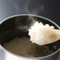 ◆ごはん※一例/ふっくら炊き上がる白米は絶品!