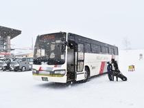 【北海道リゾートライナー】新千歳空港や札幌駅からの移動に。アクセス方法は公式HPをご確認ください。