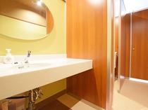 【本館・共同トイレ】2016年12月にリニューアルいたしました。
