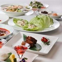 中華コース料理2