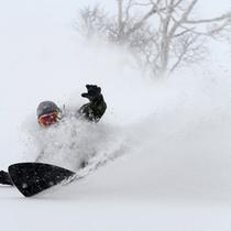 ニセコビレッジスキー場⑧