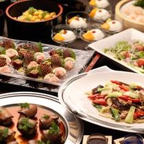 和洋中卓盛料理(8品)