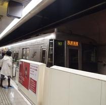 最寄地下鉄「天神」駅まで徒歩6分