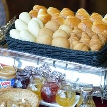 パン&ジャム ジャムの種類も多数ご用意しております♪